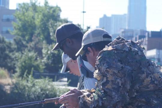 3 Guys Scouting