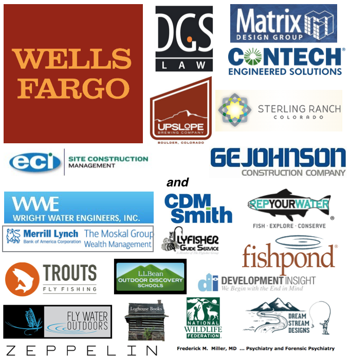 Sponsors of the Carp Slam this year